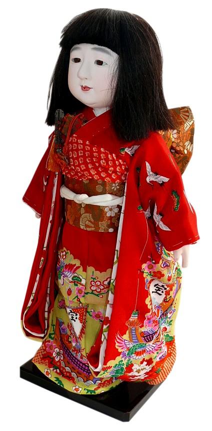 Japanese Antique Ichimatsu Doll 1930 S Japanese Dolls