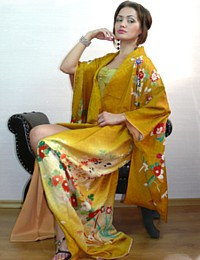 Traditional japanese clothing store. Online clothing stores